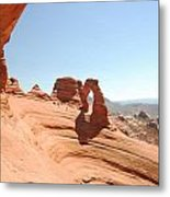 Delicate Arch 1 Metal Print