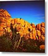 Dells Number Four Metal Print