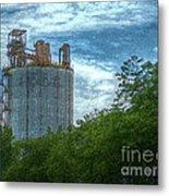 Delray Tower Metal Print by MJ Olsen