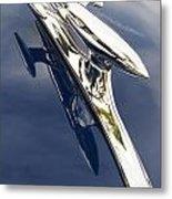 Delta 88 Rocket Metal Print