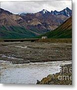 Denali National Park 4 Metal Print
