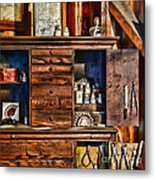 Dentist - A Place For Dental Tools Metal Print