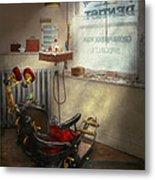 Dentist - Sb Johnston Dentist 1919 Metal Print