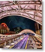 Denver Air Traveler Metal Print