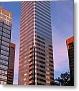 Denver Skyscraper Metal Print