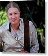 Derek Trucks Metal Print