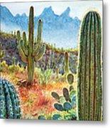 Desert Beauty Metal Print
