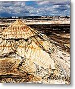 Desert Colors Metal Print