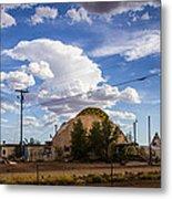 Desert Dome Metal Print