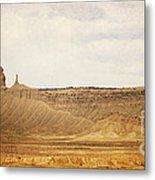 Desert Landscape2 Metal Print
