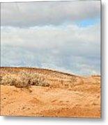 Desert Sand Metal Print