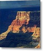 Desert View Grand Canyon 2 Metal Print