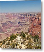 Desert View Grand Canyon National Park Metal Print