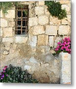Deserted House Metal Print