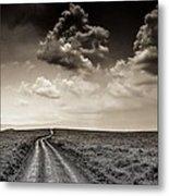 Desolation Road Metal Print