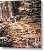 Desoto Falls Metal Print