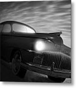 Desotto's Ghost Metal Print