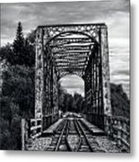 Destination Metal Print