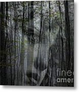 Destination Uncertain Metal Print