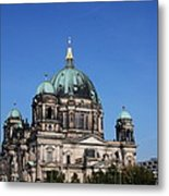 Deutscher Dom Metal Print