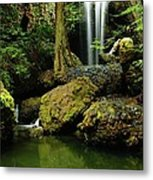 Devil Creek Falls  Metal Print