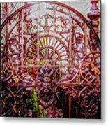 Devils Gate Metal Print