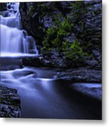 Devil's Hopyard Waterfall Metal Print