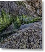 Devil's Punchbowl Trail Metal Print