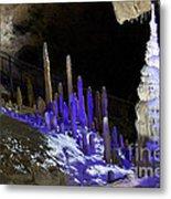 Devils's Cave 6 Metal Print