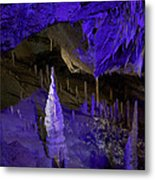 Devils's Cave 7 Metal Print