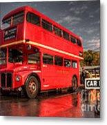 Devon Routemaster  Metal Print