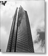 Devon Tower In Okc Metal Print