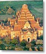 Dhammayangyi Temple - Bagan Metal Print