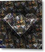 Diamond Fantasia Metal Print