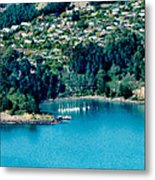 Diamond Harbour Metal Print