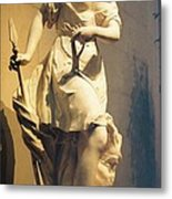 Diana Goddess Of The Hunt Metal Print