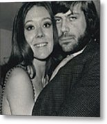 Diana Rigg And Oliver Reed To Star In Film �the Metal Print