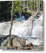 Dianas Bath - North Conway New Hampshire Usa Metal Print
