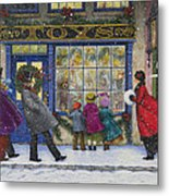 The Toy Shop Metal Print