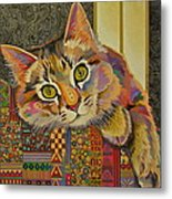 Diego Metal Print by Bob Coonts