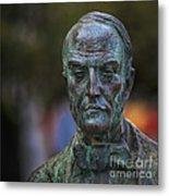 Diego Fernando Montanes Alvarez Statue Cadiz Spain Metal Print