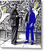 Diego Rivera Ted Degrazia  Mexico City Mexico Circa 1942-2013 Metal Print