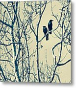 Differing Views Metal Print by Caitlyn  Grasso