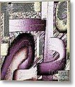 Digital Design 566 Metal Print