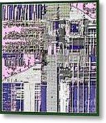 Digital Design 591 Metal Print