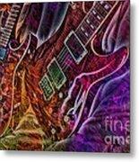 Digital Freedom By Steven Langston Metal Print
