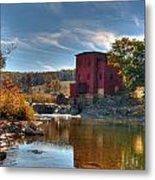 Dillard Mill Metal Print