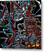 Dinka - South Sudan Metal Print