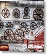 Dinorwig Quarry Workshop Metal Print