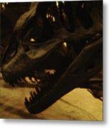 Dinosaur Bones 3 Metal Print
